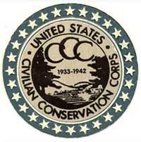 Civilian Conservation Corps Logo