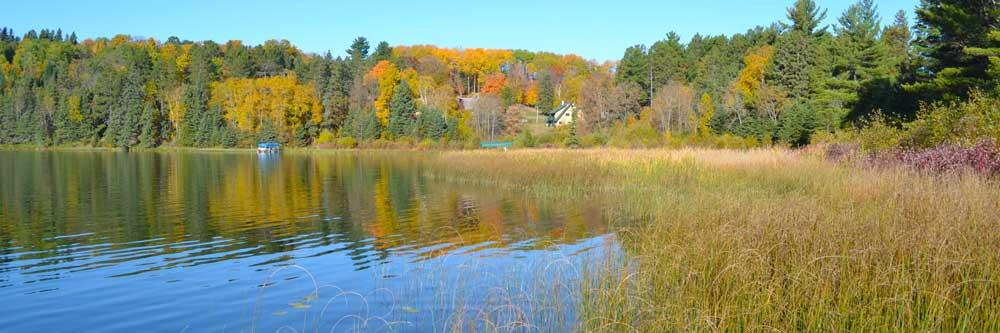 Autumn at La Salle Lake SRA