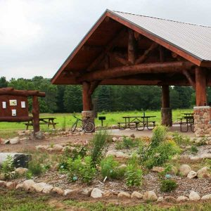 Picnic Shelter at Anderson