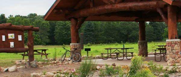Picnic Shelter at Anderson