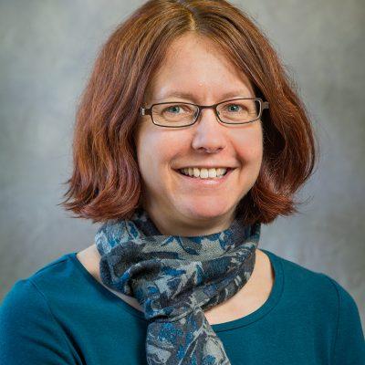 Anne Flueckiger headshot