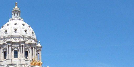 Minnesota State Capitol Dome