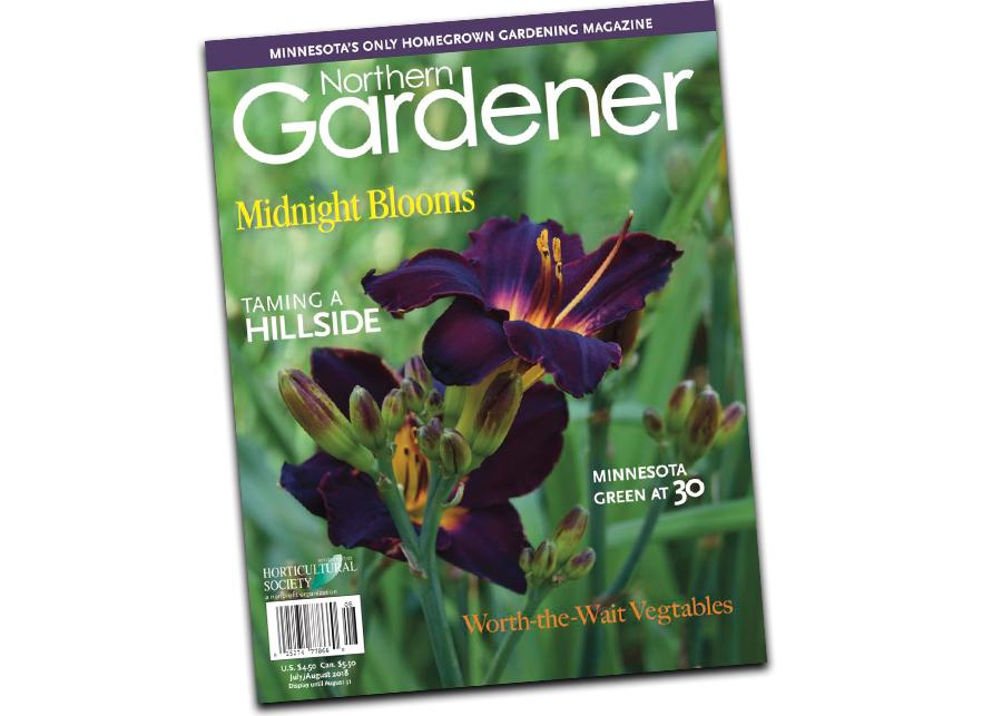 cover of Northern Gardener magazine