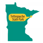 Map showing location of Tettegouche state park