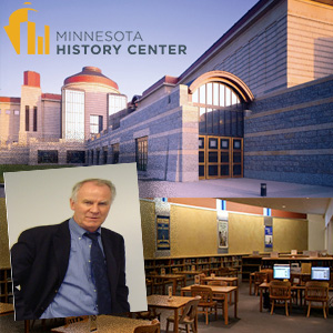 Exterior of MN History Center