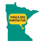 Anderson park pinpointed on Minnesota