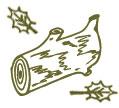 doodle of log