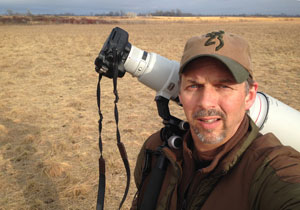 Photojournalist Brian Peterson