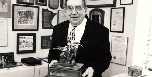 Rep. Willard Munger