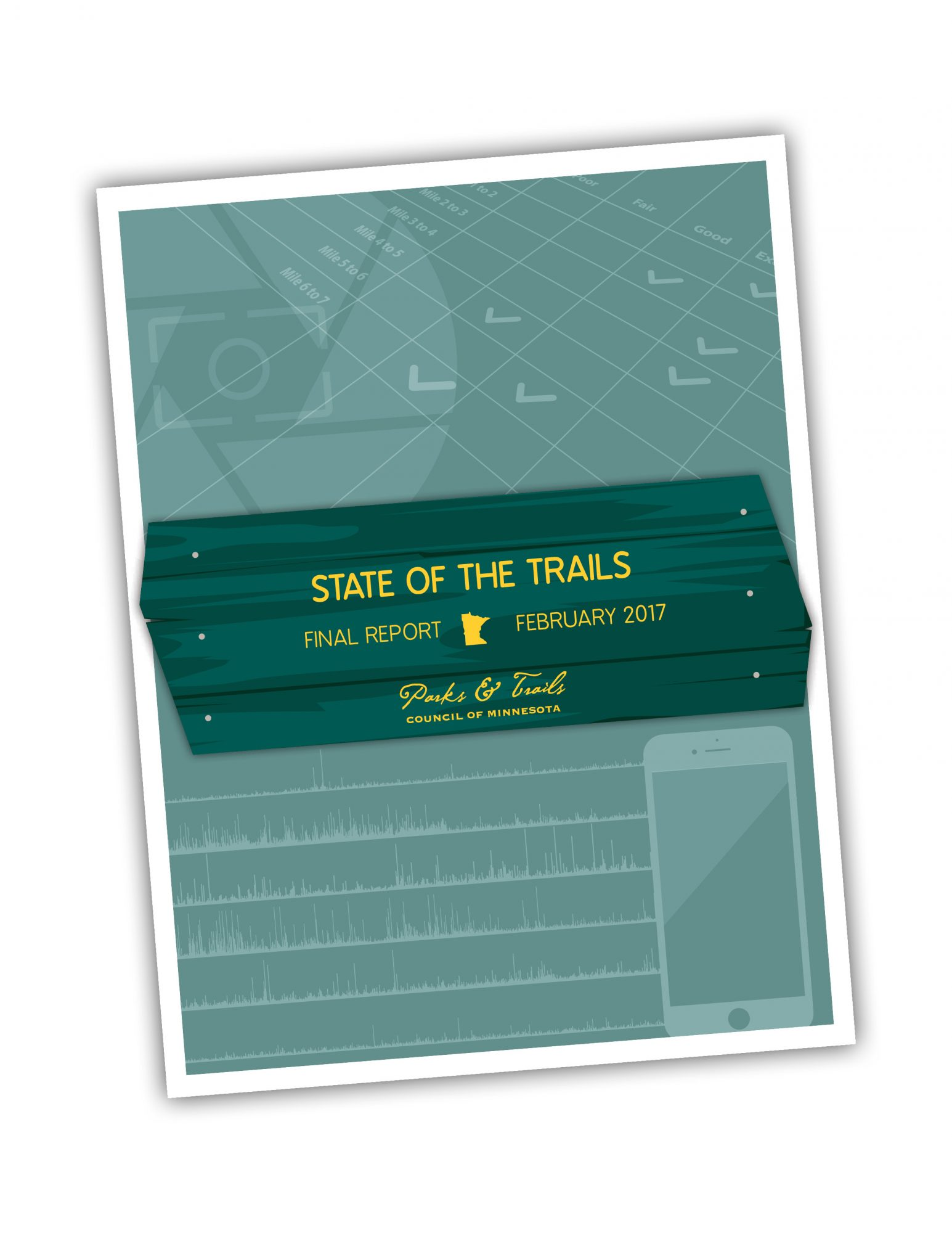 state of the trail report cover