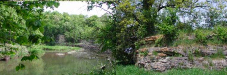 Preston to Forestville State Trail scenery