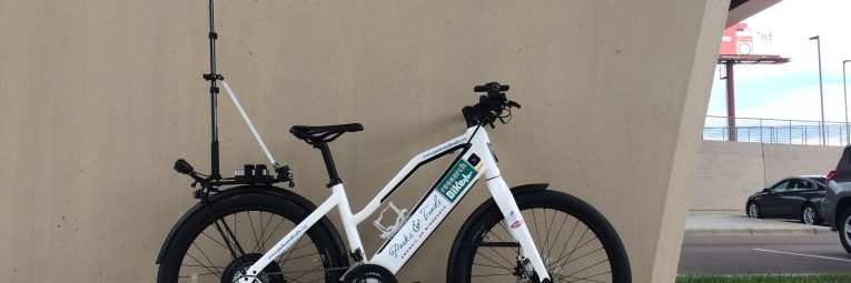 Parks & Trails Council's Research Bike