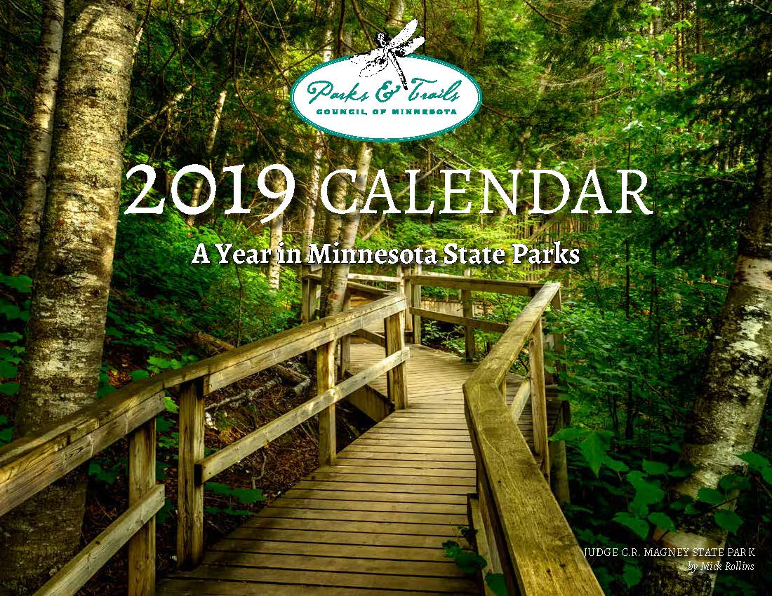 Cover of our 2019 Calendar