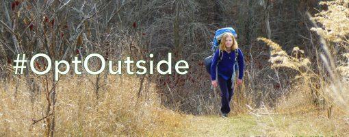 Girl hiking trail HP copy
