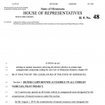 Image of the bill text