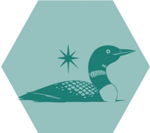 icon of loon