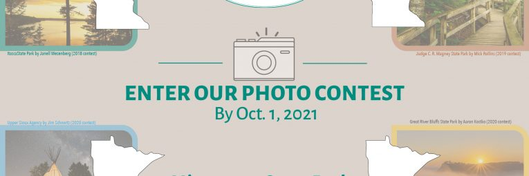 """Banner reads """"Enter Our Photo Contest"""""""
